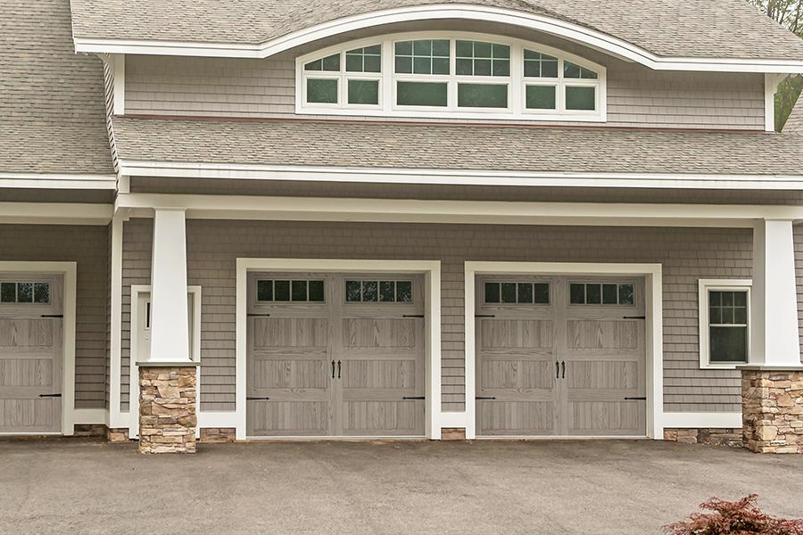 03 Accents Woodtones Garage Door