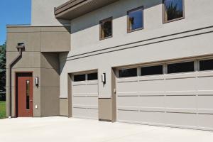 05 – Recessed Panel Garage Door