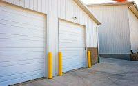 CHI Model 3251: Polystyrene Vinyl Garage Door