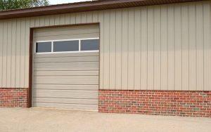 02 – Ribbed Steel Garage Door (3240)