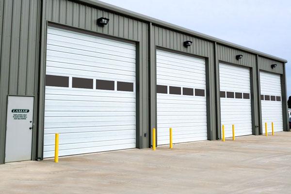 H-325S Commercial Garage Door