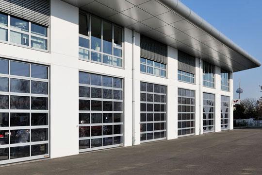 H-720A Commercial Garage Door