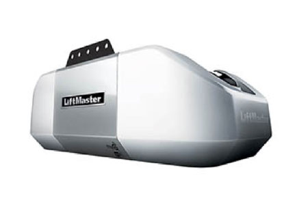 LiftMaster 8355W Premium Series® 1/2 HP AC Belt Drive Wi-Fi® Garage Door Opener