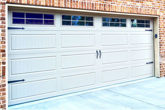 Orion Residential Garage Door