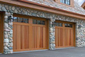 29 – Polaris Residential Wooden Garage Door (9200)