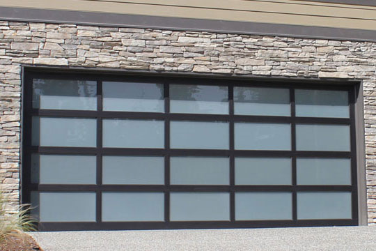 Solaris Residential Garage Door